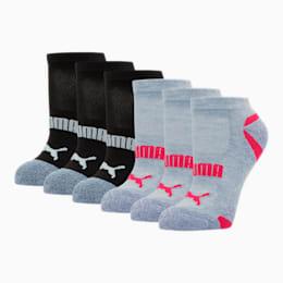 Women's Low Cut Socks [6 Pack]
